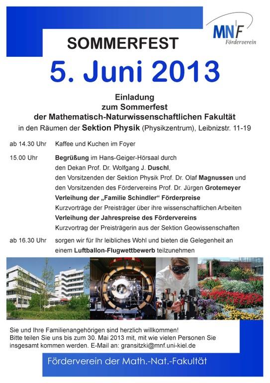Sommerfest-2013
